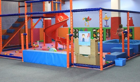 Dungloe, Ireland: Toddler Area