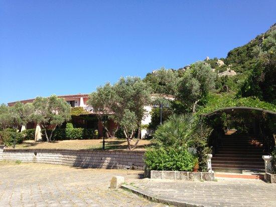 Residence Sopravento: ingresso residence