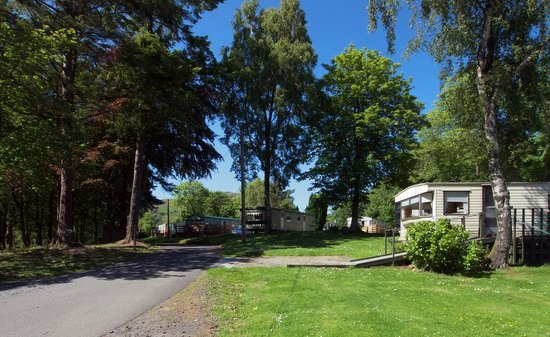 Laggan House Country Park: Lagganhouse country park