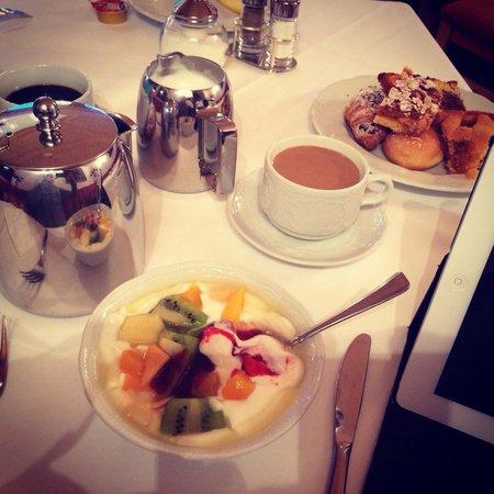 Hotel Plazola: Last breakfast in Selva was great!