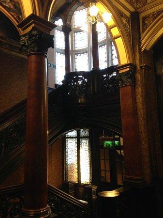 Grand Royale London Hyde Park: 2 этаж возле ресторана