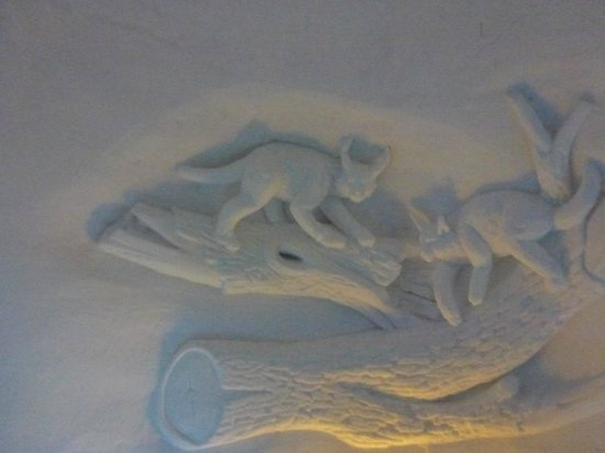 Kirkenes Snowhotel: And another different design