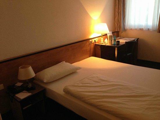 ACHAT Comfort Köln/Monheim: Schlafbereich