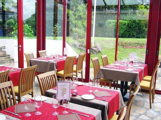 Orhoitza : Restaurant