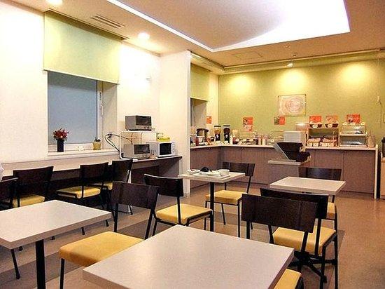 Comfort Hotel Kitami : 朝食バイキングが割と充実していました