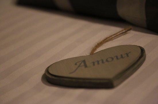 Hotel Arvor : Милые детали интерьера