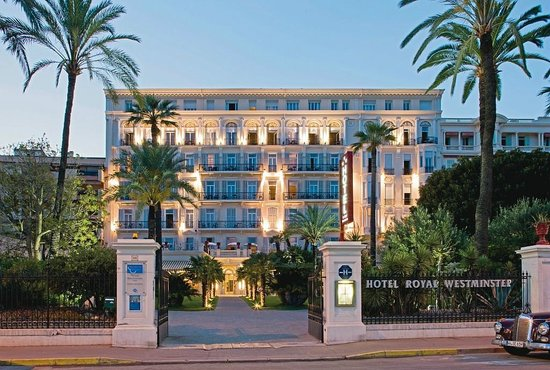 hotel royal westminster menton france reviews photos