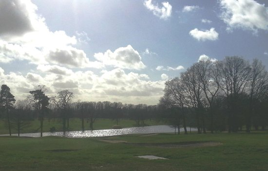 Stoke Park Country Club, Spa and Hotel: Golf course