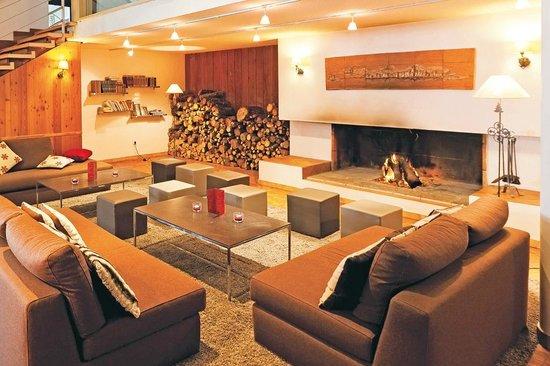 Club Serre-du-Villard : Salon