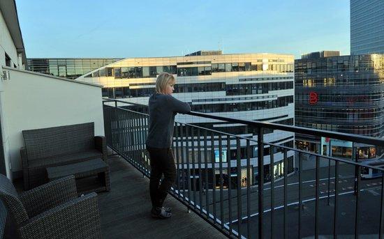 Hotel Favor: balcony