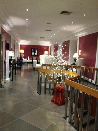 Ambasciatori Place Hotel : interno hotel