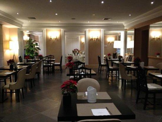 Ambasciatori Place Hotel : sala da pranzo
