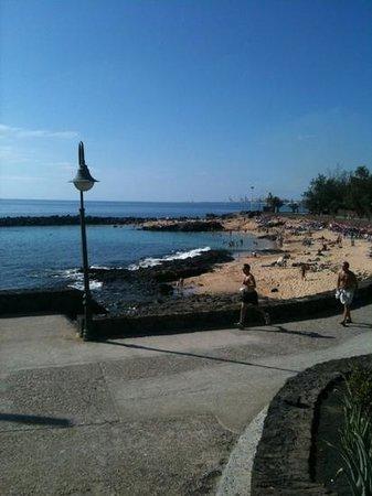 Hotel Club Siroco: nice beach