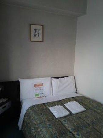 Comfort Hotel Sakai : ビジネスホテルという部屋ですね