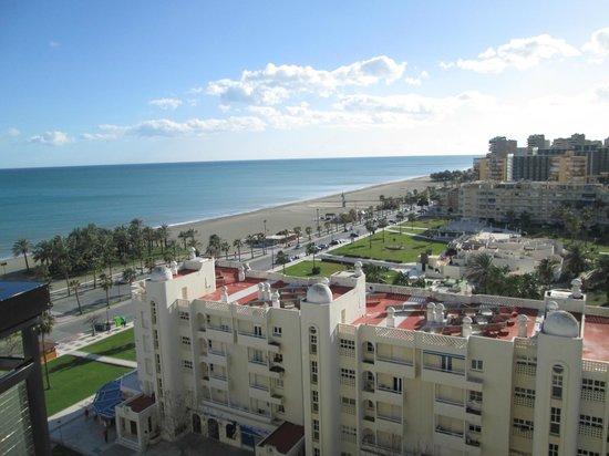 ClubHotel Riu Costa del Sol : Riu Belplaya Balcony View
