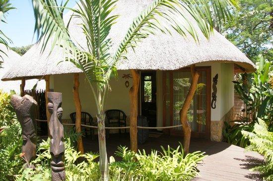 """Lodge Afrique: """"Eigenes Haus"""""""