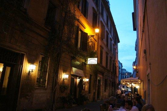 L'Archetto restaurant