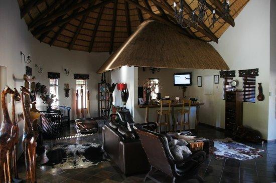 Lodge Afrique: Einrichtung - Liebe zum Detail