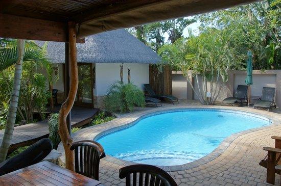 Lodge Afrique : Pool