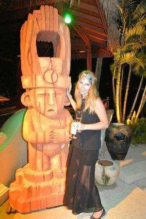 Panwa Boutique Beach Resort : новый год
