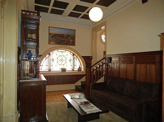 Hotel Porto Nobre: Recepção