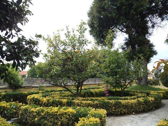 Hotel Porto Nobre: Jardim