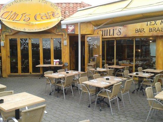 Chili's Cafe: vraiment sympa