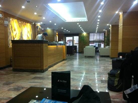 Sed Hotel: Lobby
