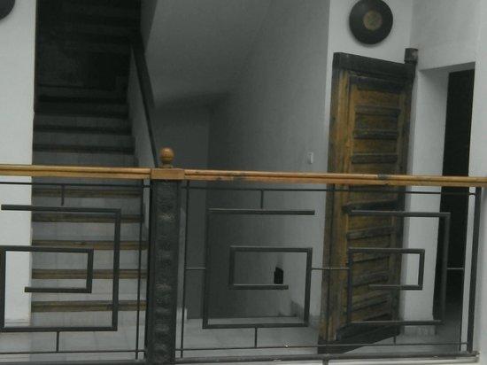 Riad Douceur Mandarine: couloir