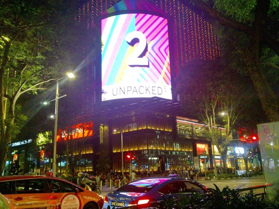 Orchard Road: Orchard @ Night