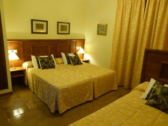 Hostal Loreto : Triple superior