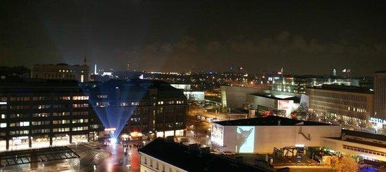 Scandic Marski: Вид со смотровой площадки в отеле
