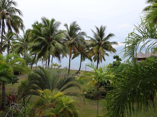 InterContinental Tahiti Resort & Spa : view from balcony