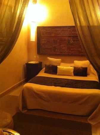 Riad Jona : Chambre