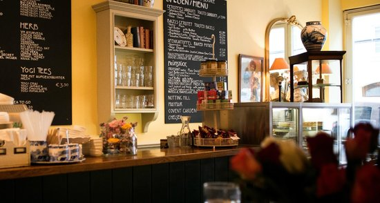 Victorian House - Brown's Tea Bar, München - Restaurant ...