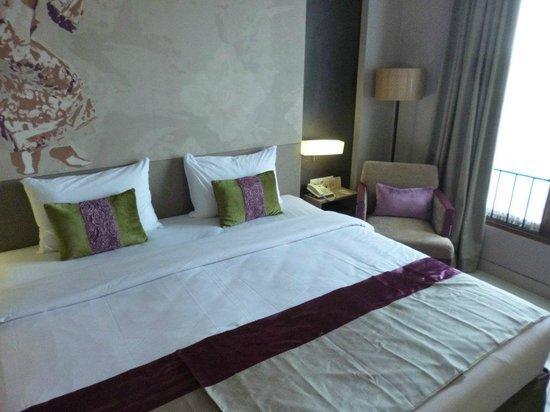 Mercure Bali Nusa Dua : Bed
