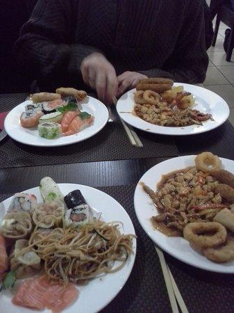 Sushi Wok 288