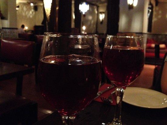 Cafe Mauresque : Mmmmm Sangria