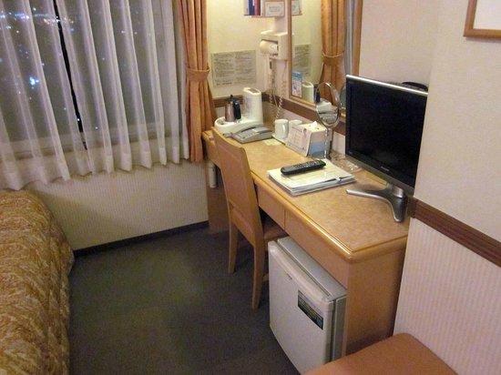 Toyoko Inn Haneda Airport 2: コンパクトで快適な客室です