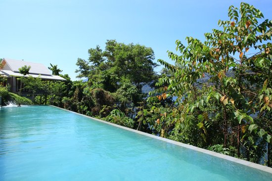 Belum Rainforest Resort : Pool