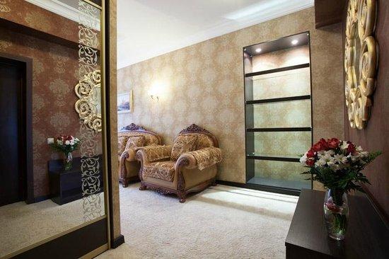 Park Hotel Europe: Холл