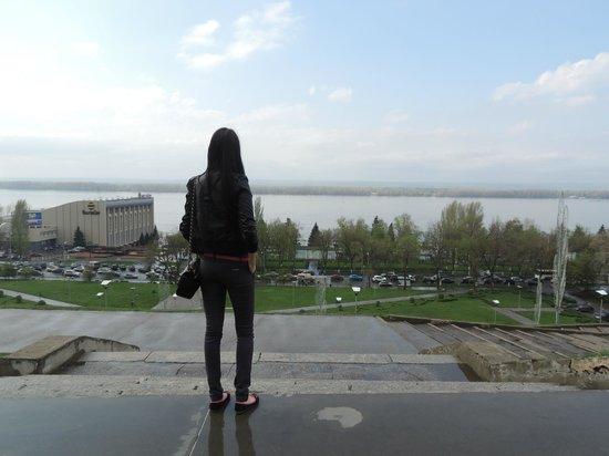 Ibis Samara: Самара. Площадь