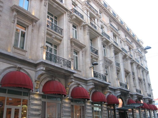 Pera Palace Hotel: Pera palace