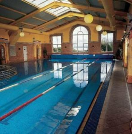Yeats Country Hotel, Spa and Leisure Centre: the pool