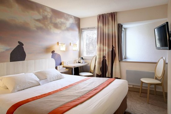 Chambre Confort Best Western Auray Le Loch