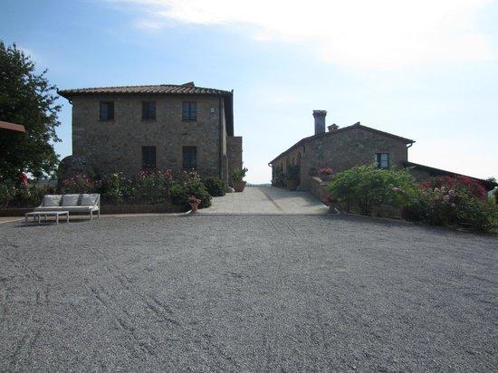 Villa il Castagno Wine Resort & Restaurant: la bâtisse principale