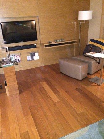 Intercontinental Hotel Osaka: Spacious rooms