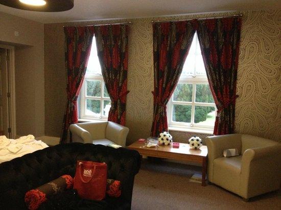Bannatyne Spa Hotel: our room