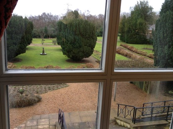 Bannatyne Spa Hotel: view from our room