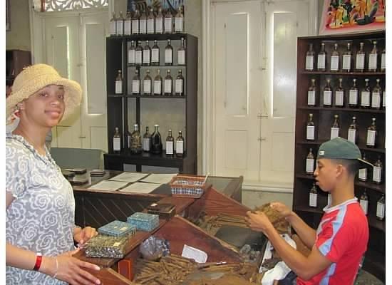 Fort San Felipe : Cigar factory